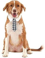 Idea Regalo - Rubini Costume Company Houndstooth Cravatte per Pet