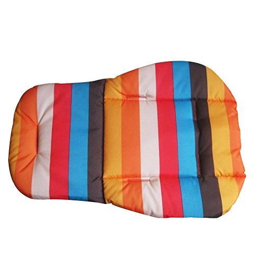 Baby Kinderwagen Hochstuhl Sitz Wasserdicht Kissen Pad Dicke Baumwolle Bezug