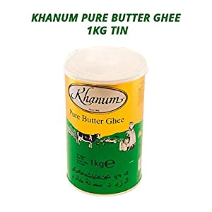 Khanum Butter Ghee | Clarified Butter | Secret Ingredient for Indian Cooking | Ideal for Sautéing, Braising, Pan-Frying… 5