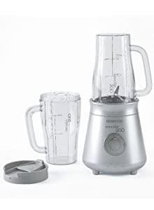 Kenwood SB055 Smoothie 2GO, Silver by KENWOOD