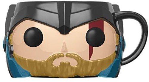 POP! Home: Thor Ragnarok: Thor Taza, cerámica, 9 x 10 x 9 cm