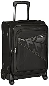 Skybags Footloose Wellington 56 cms Black Softsided Carry-On (STFWE56EBLK)