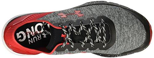 Under Armour UA Charged Escape, Chaussures de Running Compétition Homme Noir (Black)