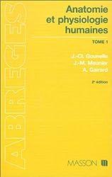 Abrégé d'anatomie et de physiologie humaine, tome 1
