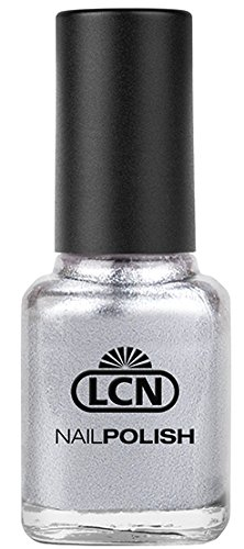 LCN Nagellack G16 (chrome chic) 8ml - silber, chrome