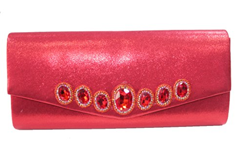 Wear & Walk UK , Sandales pour femme 43 Bag- Red