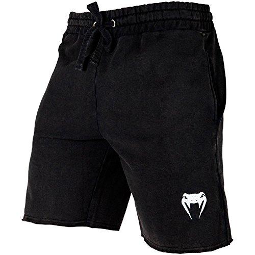 Venum Herren Hard Hitters Shorts, Schwarz, L