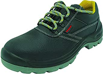 Honeywell 9541IN-44/10 Heavy Duty Low Ankle Safety Shoe S1, Size 10