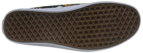 Herren Sneaker Vans Rata Vulc Sf Sneakers (decay palm) black