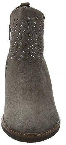 Gabor GaborComfort Sport - Stivali classici imbottiti a gamba corta Donna Grigio (ElephS.M/A.B/Mic)