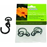 Basket Swivel Hook x 2
