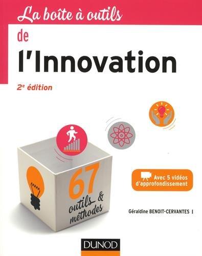 La boîte à outils de l'innovation par From Dunod