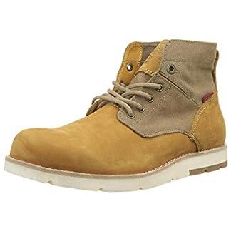 Levi's Men's Jax Light Desert Boots 6
