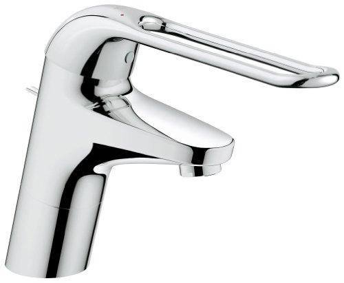 Grohe Euroeco Spezial Waschtisch Einhebelmischer, 23294000 (Kommerzielles 4 Jahre Gerät)