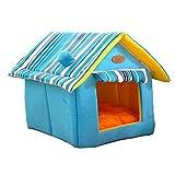 Mascota casa/Animal Suministros Perrera Gato Arena Material de Lavado Desmontable tamaño/Peso / XL / 17.5kg