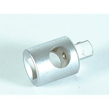 Teng M380518c Regular Socket 18mm 3//8 Square Drive