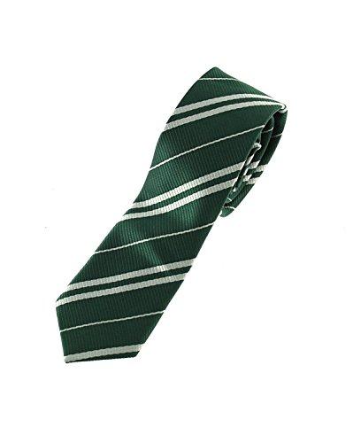 Zac's Alter Ego® Herren Krawatte Mehrfarbig grün Einheitsgröße