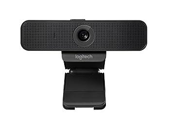 Logitech C925e Pro Full HD 1080p Auto-Focus USB Webcam with Omni-Direc