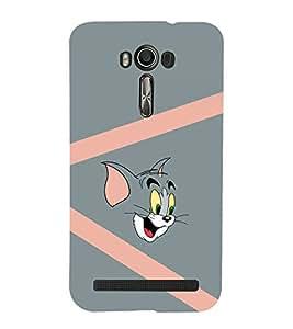 printtech Tom & Jerry Back Case Cover for Asus Zenfone Go::Asus Zenfone Go ZC500TG
