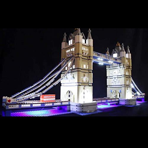 DUS Licht Set Led Beleuchtungsset für Lego 10214 Tower Bridge, Ohne Lego Set