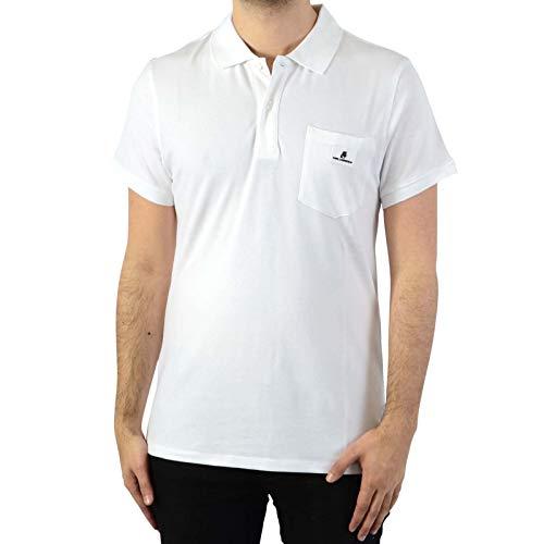 Karl Lagerfeld | Polo T-Shirt Weiss | KAL_KL19MPL01_1916 - M