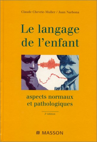 Le langage de l'enfant