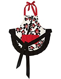 FLIRTY Aprons delantal original de la niña multicolor Cherry Blossom