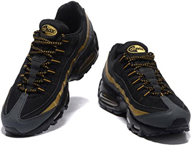Durable shoes Schuhe Sneaker Max 95 Gymnastikschuhe Herren Schwarz Golden