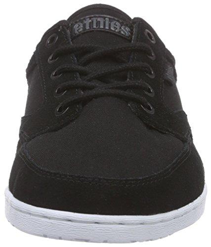 De Zapatillas Skate negro Negro Blanco 980 Hombre Gris Etnies Dory E7Pqn1wW1v