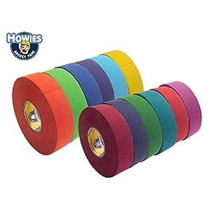 Schlägertape Profi Cloth Hockey Tape 25mm f. Eishockey farbig