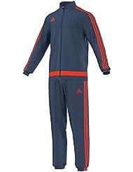 adidas Tiro 15 - Chándal de fútbol para hombre, color Azul, talla 2XL
