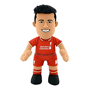 Bleacher Creatures-Peluche bc10replpc/LIV-Liverpool FC Philippe Coutinho Figura de Peluche