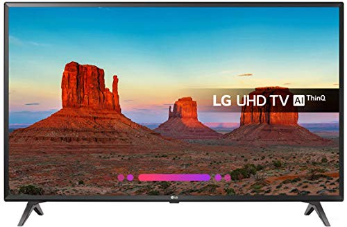LG TV LED 43Uk6300Plb - 43'/109 cm UHD 3840X2160-1600Hz Pmi - HDR - Dvb-T2/C/S2 - Smart TV - LAN -...
