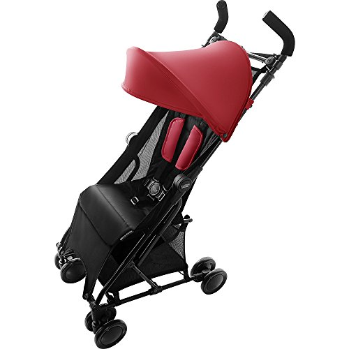 Britax HOLIDAY Buggy (6 Monate bis 3 Jahre; bis 15 kg), Kollektion 2018, Flame red