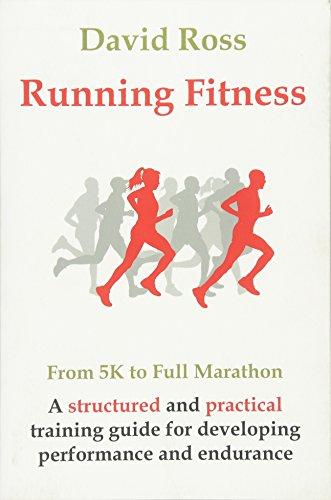 Running Fitness - From 5K to Full Marathon por David Ross