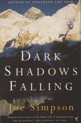 [(Dark Shadows Falling)] [by: Joe Simpson]