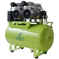 Dental GA (82) 1600W-60l Silent Öl frei Air Kompressor für 4Zahnarztstuhl