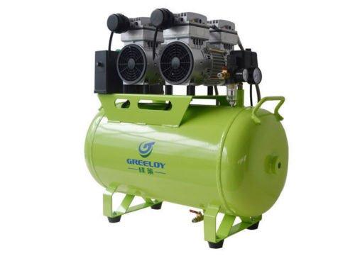 Dental GA (82) 1600W-60l silenzioso senza olio compressore d' aria per 4PC dentale sedia