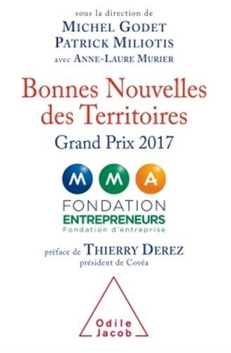 Bonnes nouvelles des territoires 2017: Grand Prix 2017