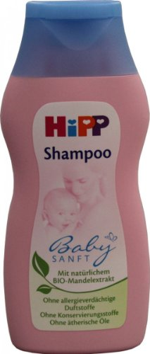 Hipp Babysanft Baby Shampoo 200ml