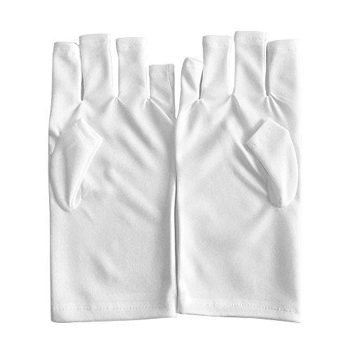 guanti manicure ONEVER Anti Guanto UV per luce UV/lampada di protezione dalle radiazioni del manicure Unghie Strumenti (1pc)