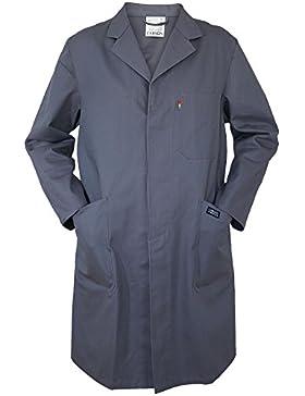 Carson Classic Workwear Bata de trabajo, Gris, KTH741.GR
