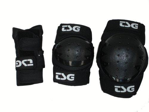 Tsg Basic 76027 40 102 Set De Protections Coudes Genoux Poignets