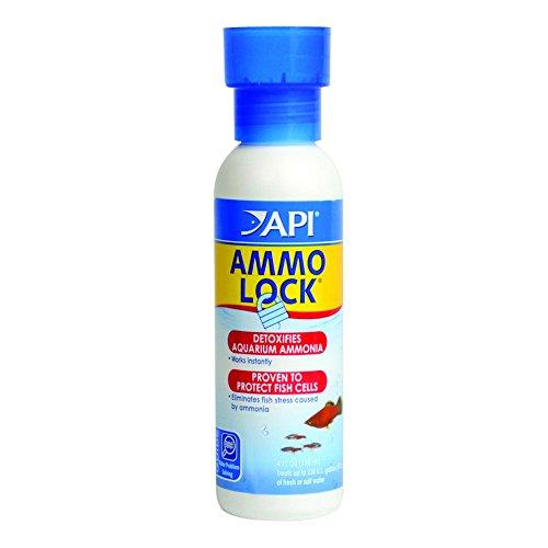 API Ammo-Lock Aquarium Ammoniak-Entferner für Süß- und Salzwasser -