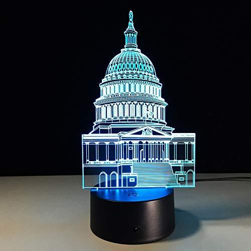 Power Bank Usb Led 3d Lampe Mini Led Lichter Batteriebetriebene 3d Leuchten Mini Usb Led Kinder Lampe Schlafzimmer