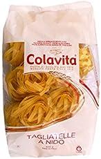 Colavita Tagliatelle Pasta 500g (Durum Wheat Pasta)-Special Shape