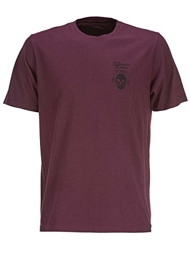 Dickies Herren T-Shirt Elberfeld Violett (maroon MR)