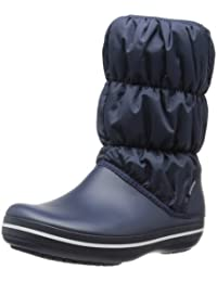 crocs Damen Winter Puff Boot Women Schneestiefel