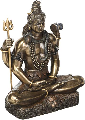 Collectible India Shiva Idol Statue Hindu God