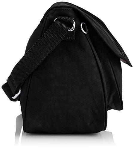 Kipling Sunita, Sac bandoulière Noir (Black)